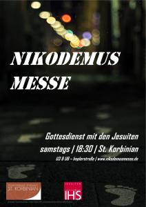 Nikodemusmesse_Plakat